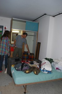 First look at Dorm room