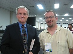 Me with D.A. Carson