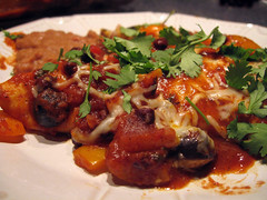 Vegetarian Enchilladas