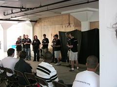 BarCampCHS 2009 Introductions