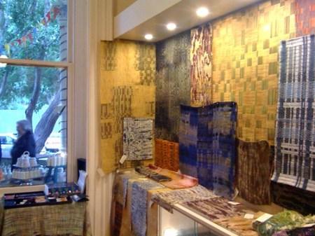 Karyssa Miller's amazing weavings