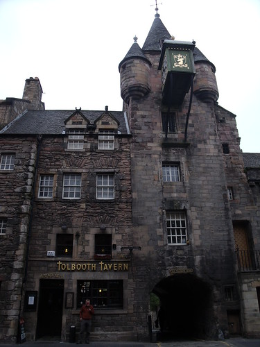 Tolbooth Tabern, Royal Mile, Edinburgh