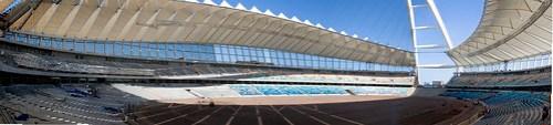 Moses Mabhida Stadium Panoramic