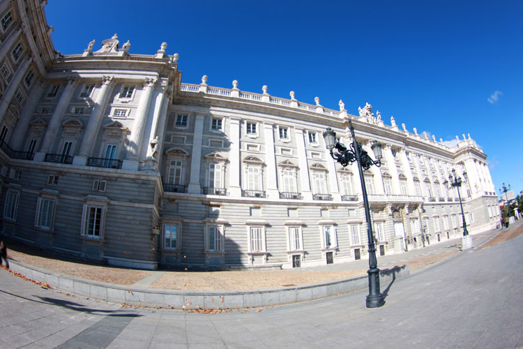 Palacio Real Day
