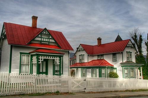 Quaint—Small Town America