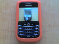 My New BlackBerry