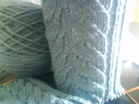 Moody Autumn Socks