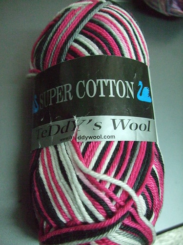 TeDdy's Wool Super Cotton
