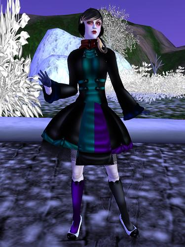 +Rainbow Goth+ IV