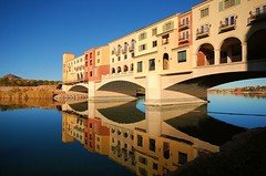 Ritz Carlton Hotel at Lake Las Vegas
