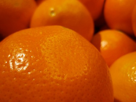 350/365 When life gives you oranges...