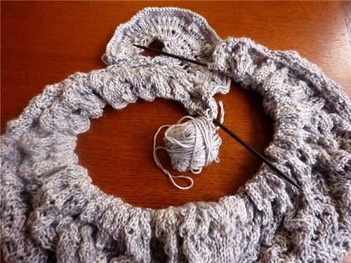 luxe bind off