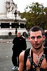 Existrans 2009 — Outrans activist
