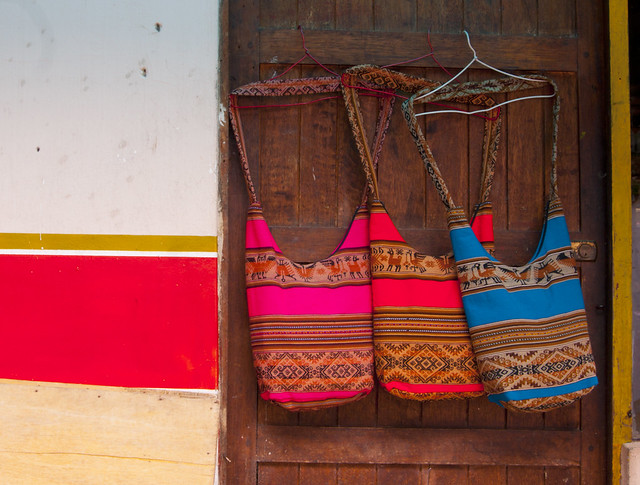 The colours in Peru were spectacular.