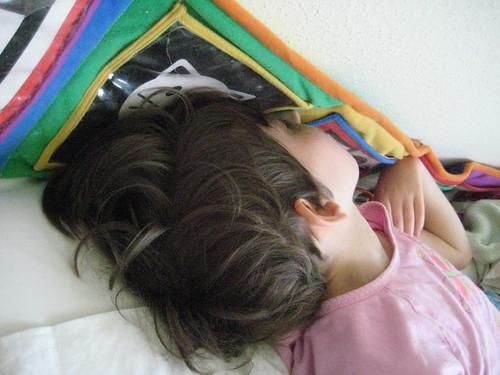 Serious sleeping