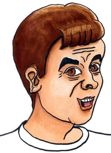 More caricature prep, part 13
