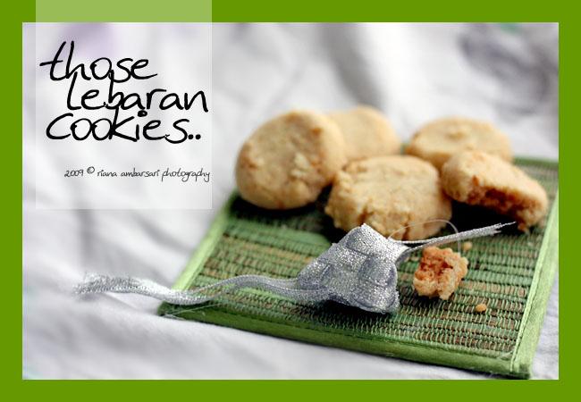 Those Lebaran Cookies