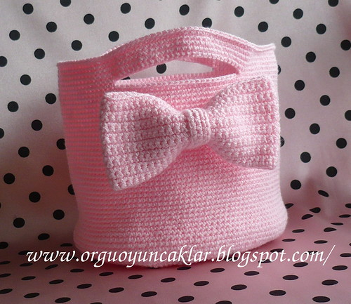 crochet basket by you.