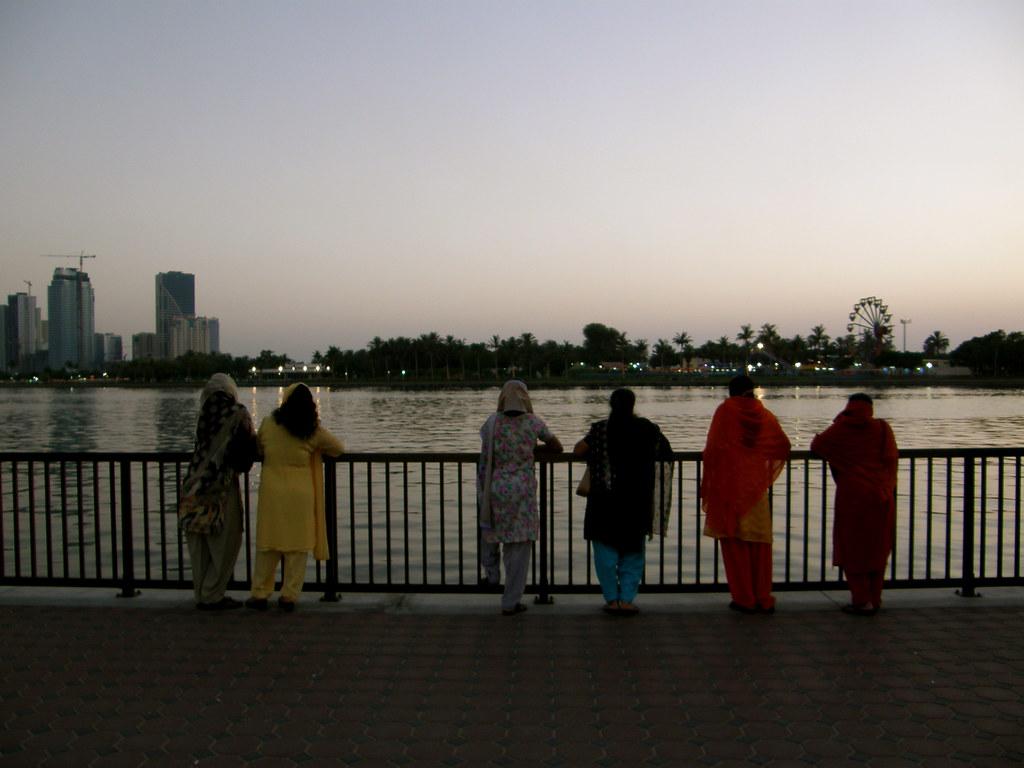 Ladies of Sharjah