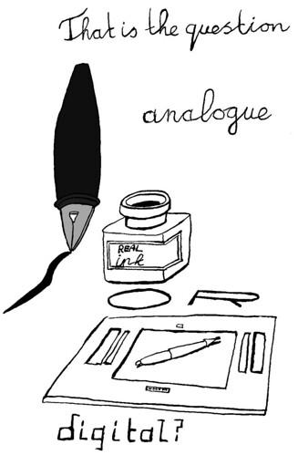 Analogue Or Digital?