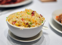 "Fried Rice ""Yeung Chow"" Style"