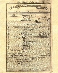 Map of the Marianas, 1605