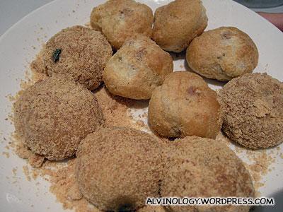 Desert balls