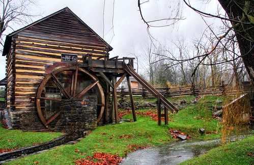 Cyrus McCormick Grist Mill