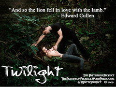 Wallpaper:  Twilight:  Lion & Lamb [1024 x 768]