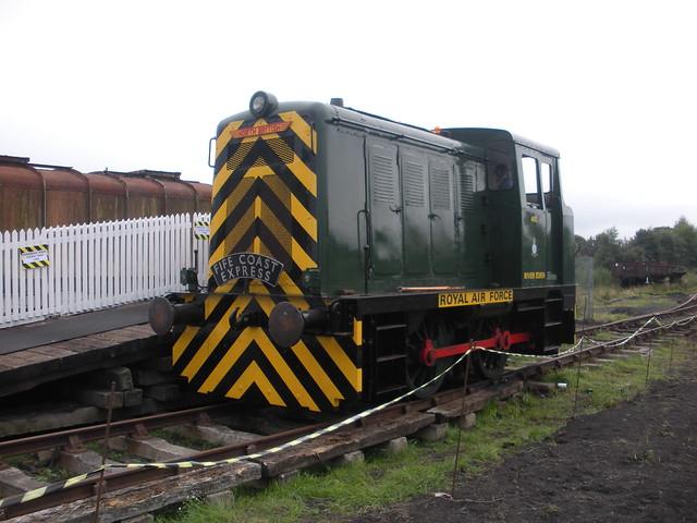 Fife Coast Express, Inbhir Liobhann