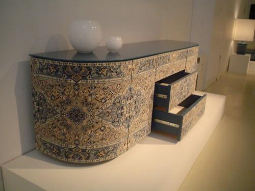 Carpetry sideboard, Lee Broom, 2009