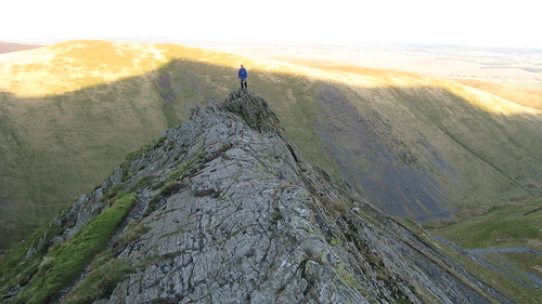 The author on Sharp Edge
