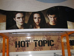 Hot Topic 'New Moon' Boutique at Toys R Us Times Square, NYC