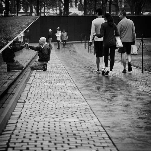 The Wall (Vietnam Veterans Memorial 6)
