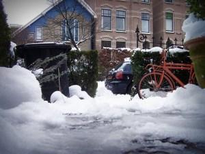 sneeuwpad