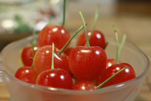 Sakuranbo, trái anh đào Nhật bản