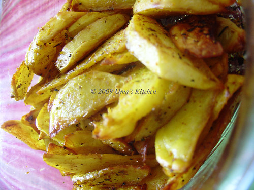 Potatoe Wedges (1)