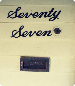 seventy-seven