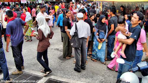 bazar ramadhan stadium perak pt 1