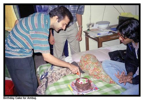 Cake for Ambuj