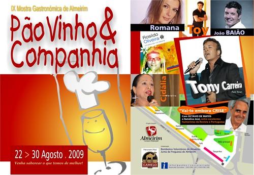 Pão Vinho & Companhia 2009 - Almeirim