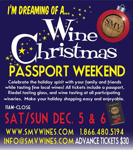 Wine Christmas Passport 2009