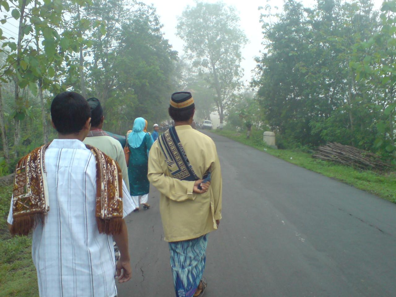 Shalat Ied di lapangan #grogol #indonesiabanget 02