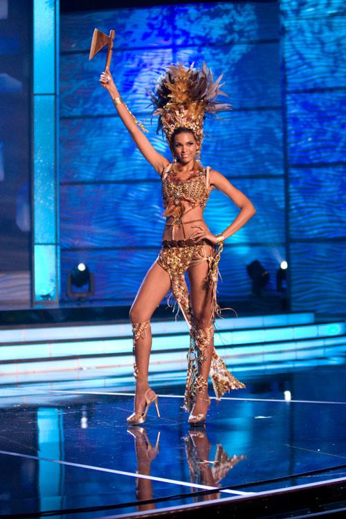 Traje Típico de Miss República Dominicana