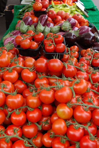Tomato stand