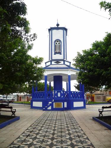 Parque Oscar Chocano