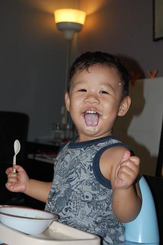 Oh Yummy Alfredo!
