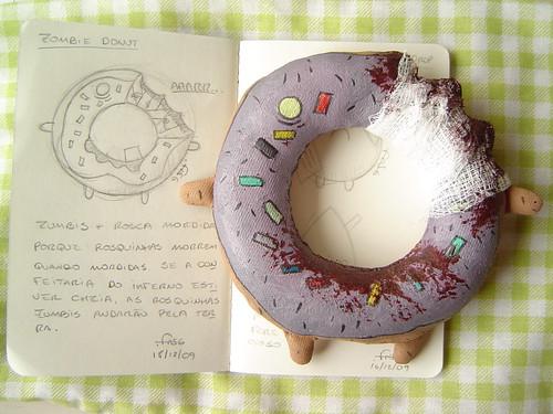Zumbi Donut