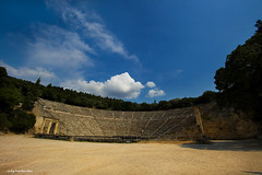 Epidaurus ancient theater