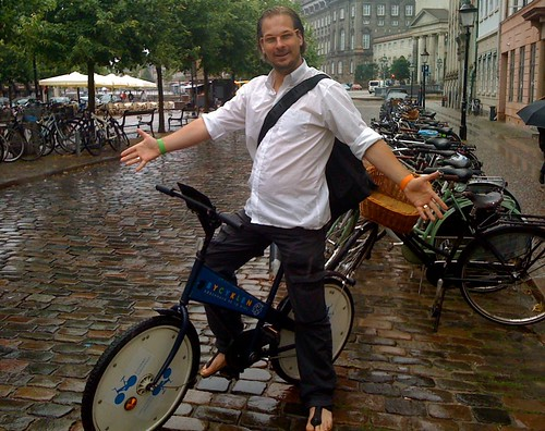 the free bicycle of #cph #dk